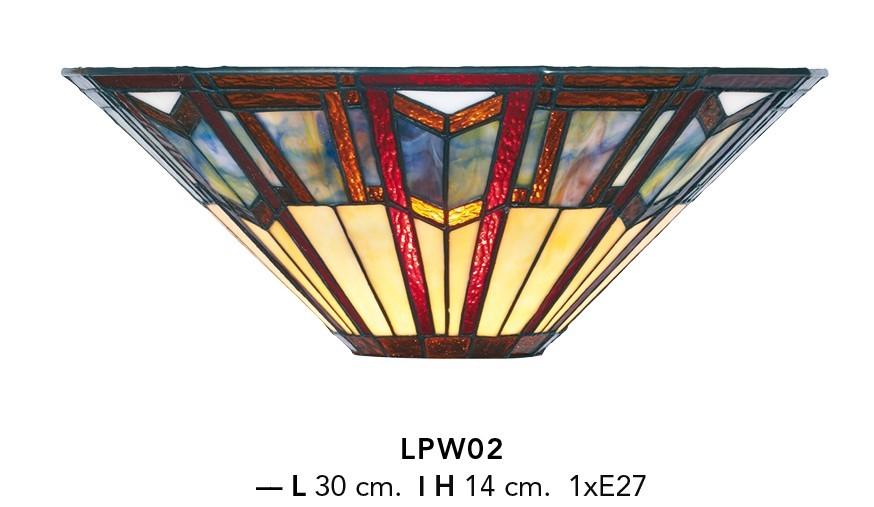 Applique murale LPW02