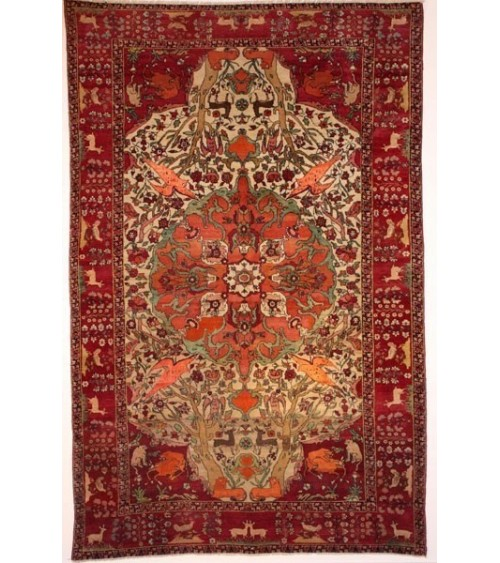 Antique tapis, Tehran, Iran - Galaxy Tapis 5