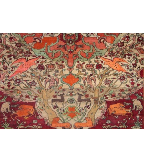 Antique tapis, Tehran, Iran - Galaxy Tapis 6